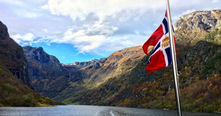 Sogneforj és Nærøyfjord