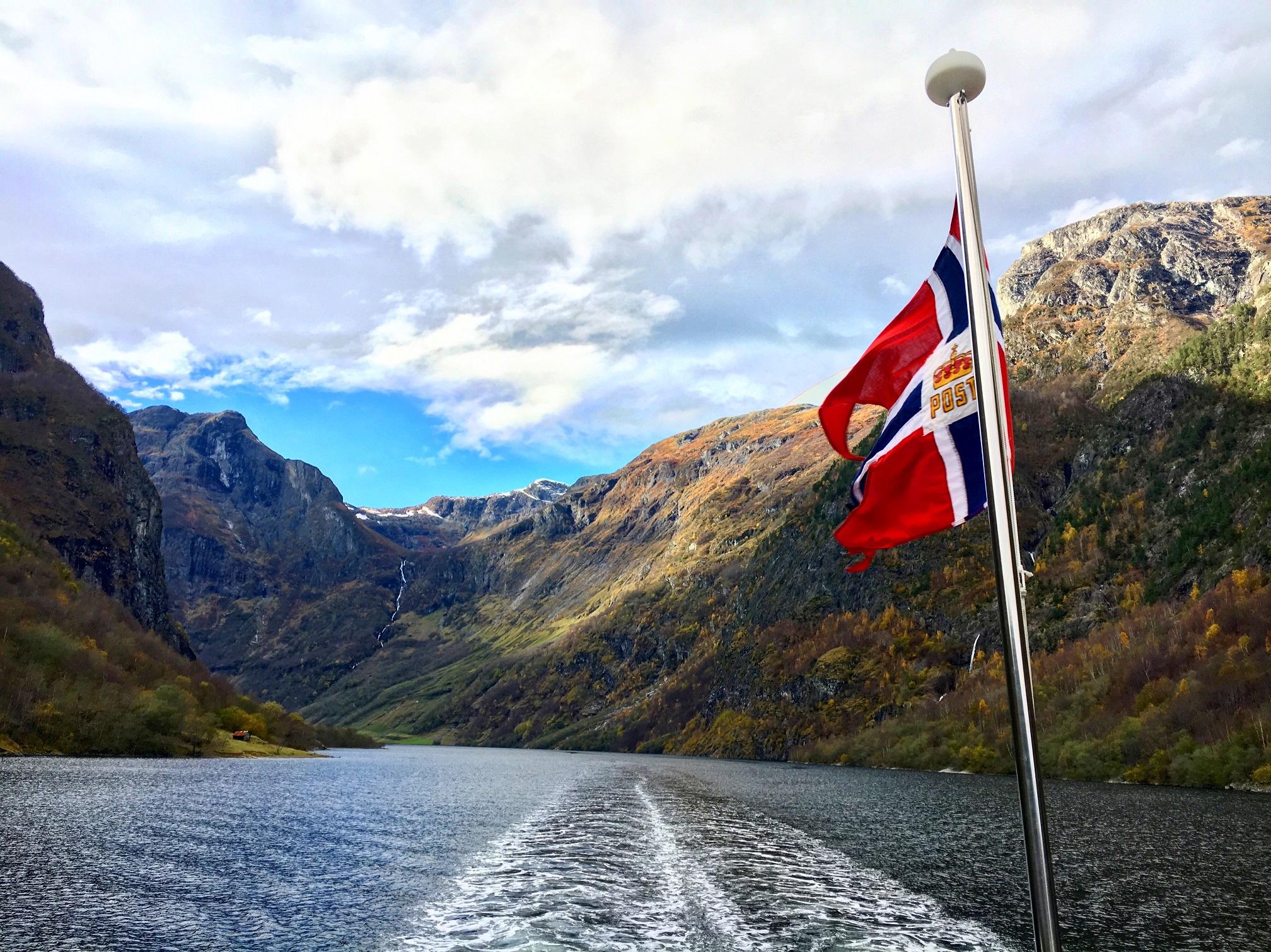 norvégia SOGNEFORJ ÉS NÆRØYFJORD