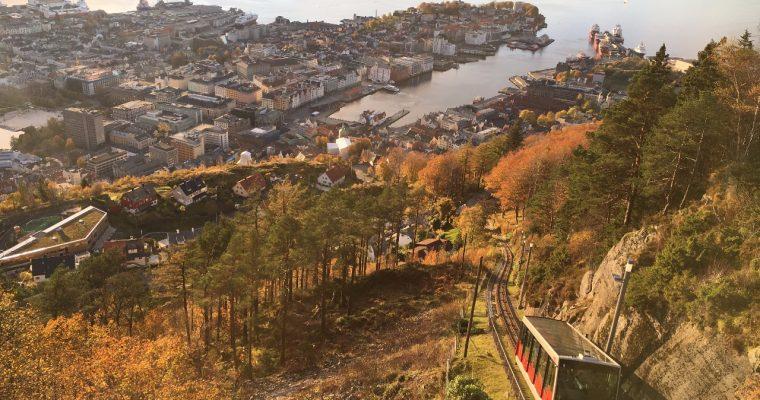 Bergen látnivalók – a fjordok kapujában
