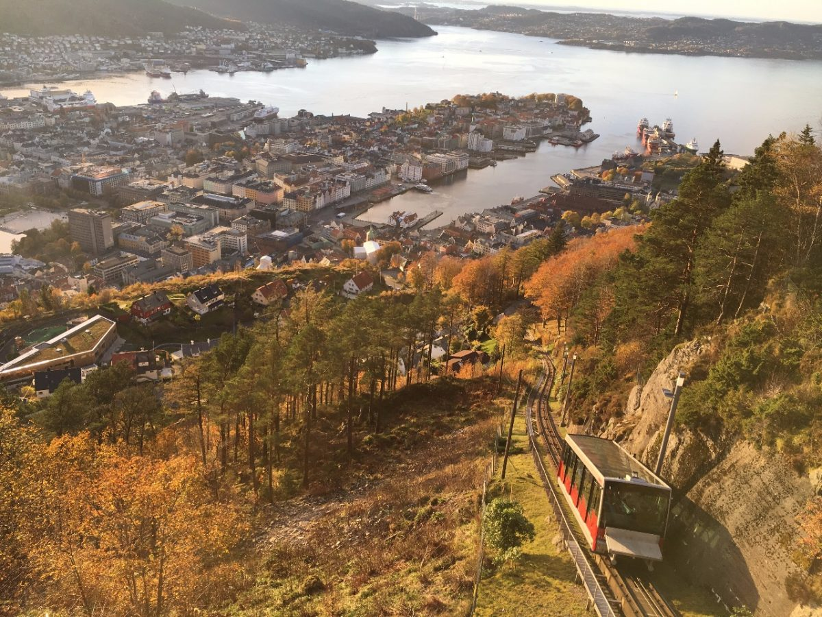 norvégia bergen
