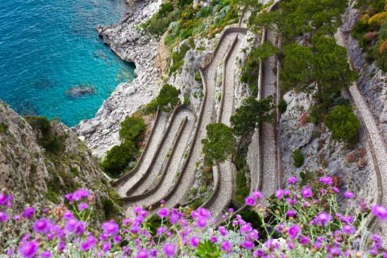 Egyéni utazó Capri látnivalók