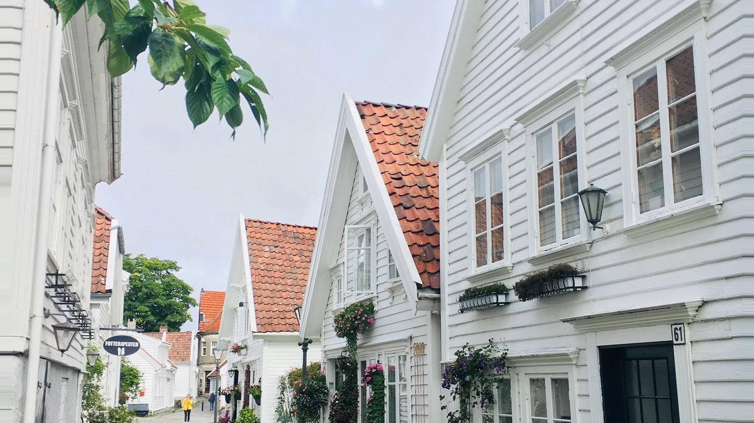Stavanger óváros - Gamle Stavanger