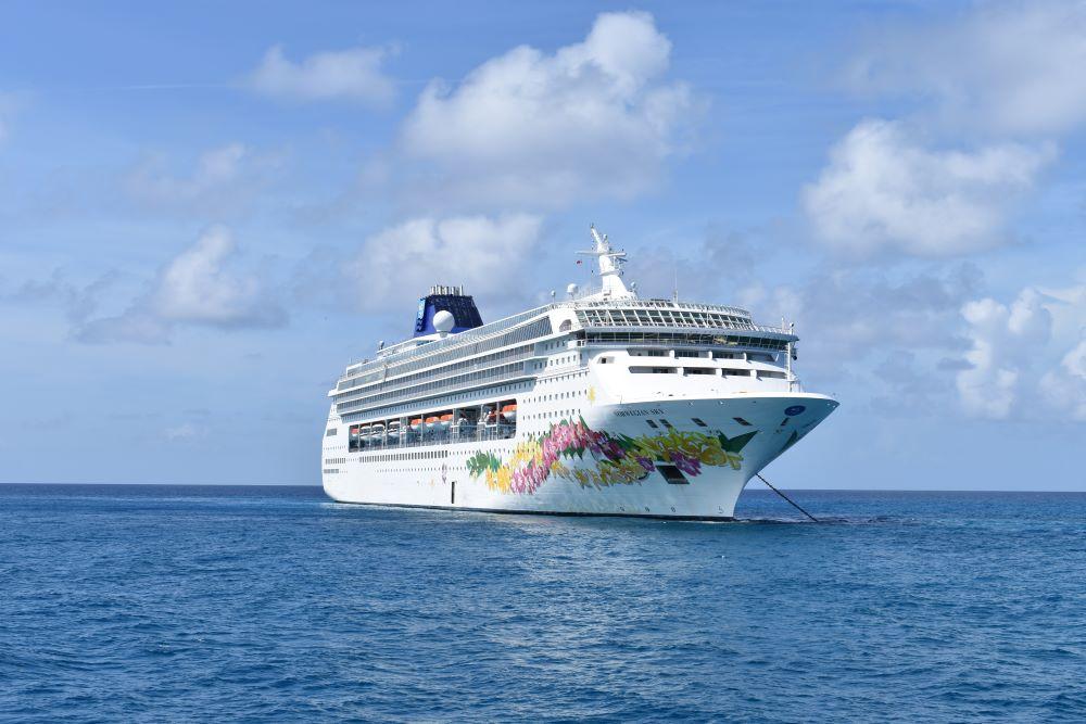 Bahama-szigetek hajóút