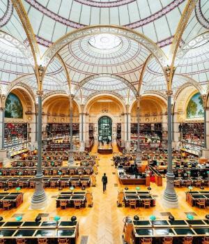 egyeni-utazo-franciaorszag-konyvtar-Bibliotheque-Inha