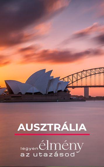 Egyéni Utazó - Ausztrália
