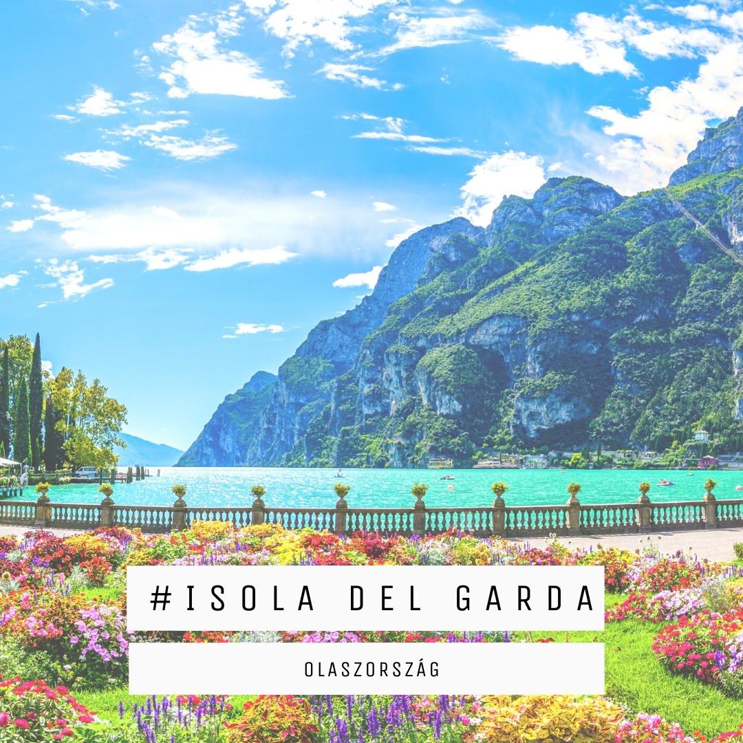 Egyéni utazó - Garda tó - inspirációk