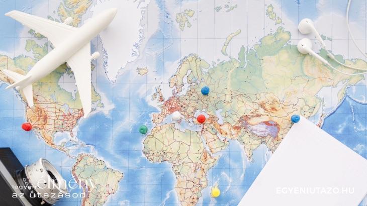 Különleges földrajzi pontok