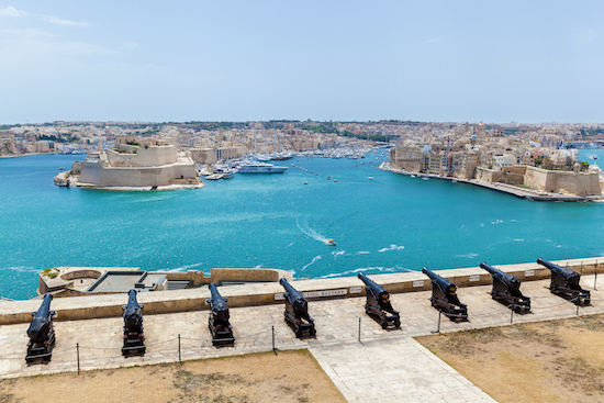Málta utazás egyénileg Valletta