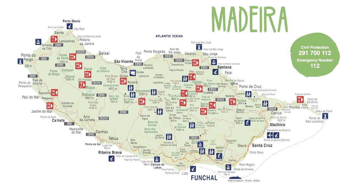 Madeira túra - Portugália - Egyéni Utazó