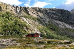 Stavanger régió Lysefjord