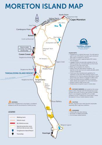 egyen-utazo-ausztralia-Moreton-Island-terkep
