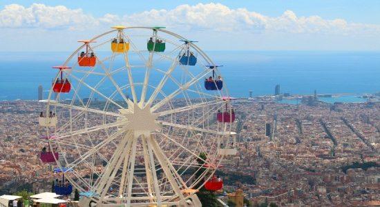 egyeni-utazo-barcelona-tibidabo-spanyolorszag