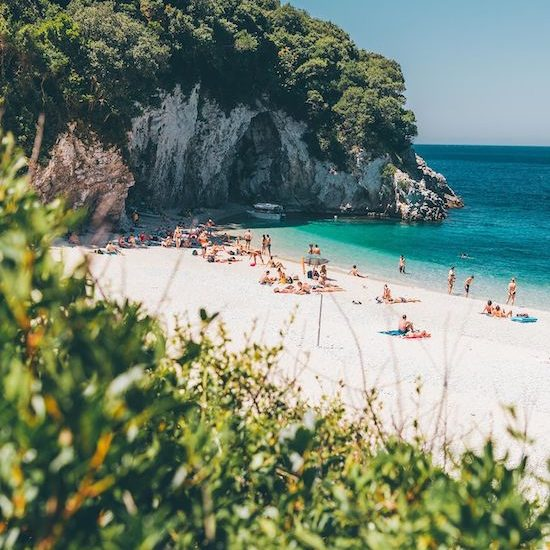 Görögország Korfu