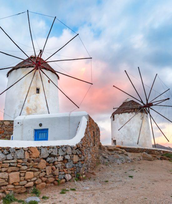 Görög szigetek Mykonos