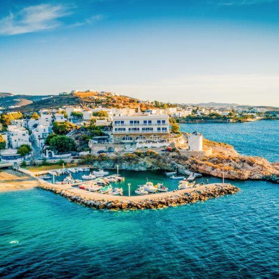 Görögország Paros