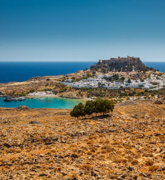 Görög szigetek Rodosz