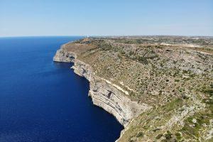 Málta utazás egyénileg - Dingli Cliff