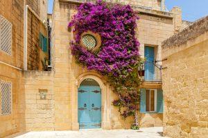 Málta utazás egyénileg Mdina