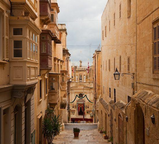 Málta utazás Valletta
