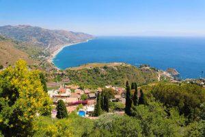 Egyéni Utazó Szicília Taormina