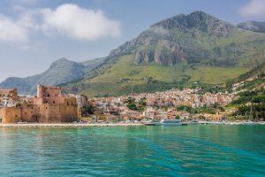 Szicília Castellammare del Golfo