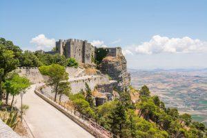 Egyéni Utazó Szicília Erice