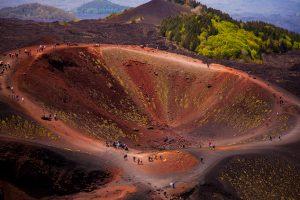 Egyéni Utazó Szicília Etna