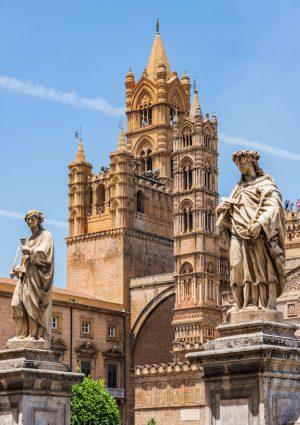 Egyéni Utazó Szicília Palermo