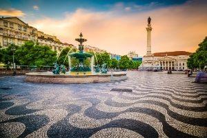 egyeni-utazo-portugalia-lisszabon-rossio-ter