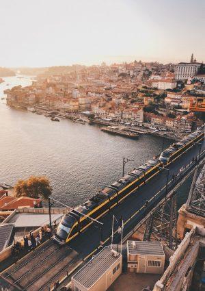 egyeni-utazo-portugalia-porto-látkép
