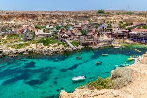 Málta utazás egyénileg Popeye falu