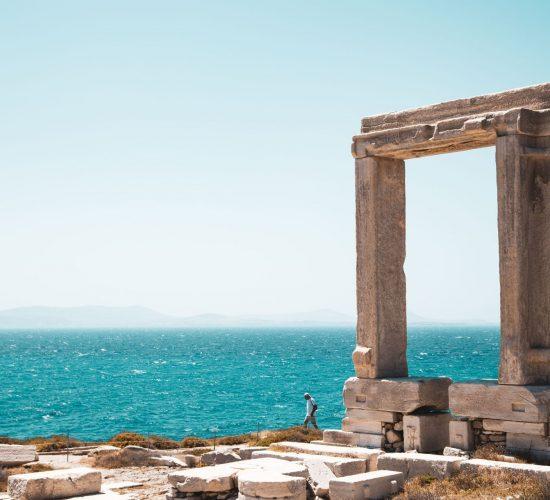 Görögország Naxos
